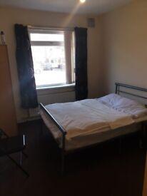 Spacious Double Room To Let in Fenham NE4 (Near Fenham Library) Newcastle (£280 PCM) Bills Included