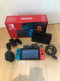 Nintendo Switch - Boxed