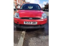 Ford Fiesta with full service history