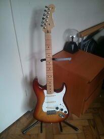 Fender American Standard Stratocaster (Sienna Sunburst)