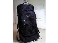 Osprey Backpack.