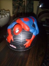 MARVEL SPIDERMAN CHILDS FIRST CYCLE HELMET 49 - 55cms