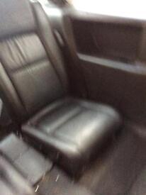 Zafira Gsi breaking leather heated seats
