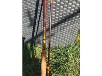 Hardy fly fishing vintage rod