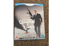 Quantum of solace blu ray