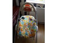 Fisher price baby swing £30
