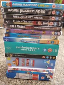 DVD & Boxsets Bundle £11 for the LOT!