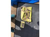 Calvin Klein purse and hand bag