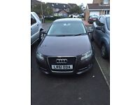 FREE ROAD TAX, GREAT CONDITION, 12 MONTHS MOT, 1.6 TDI AUDI A3