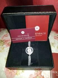 Women's Swavoiski wrist watch