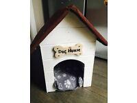 White custom Dog Kennel For Sale