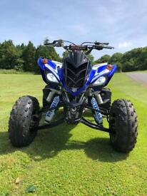 2011 Yamaha Raptor 700 Special Edition Low Miles