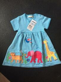 JoJo Maman Bébé Dress Size 12-18 Months