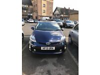 PCO Rent TOYOTA PRIUS 2013 Plate £120 p/w PCO APPROVED CAR FOR HIRE