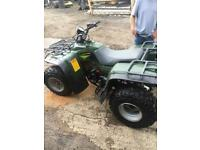 Kawasaki klf 300 quad farm quad 2008 low miles