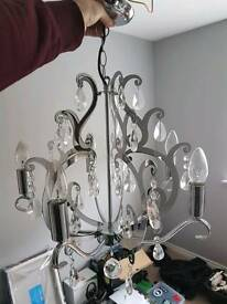 Chandeliers x3 for sale
