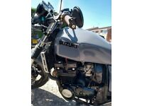 Suzuki GSX400 S Impulse 400 Cafe Racer Brat Rat Bobber (better than a Honda cb400 Superfour)