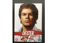 DEXTER SEASON 3 DVD - USED - EXCELLENT CONDITION