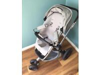Quinny pushchair +travel system