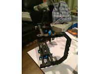 FOTGA DP3000 Camera Rig with Follow Focus