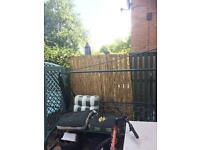 Garden swing frame (free)