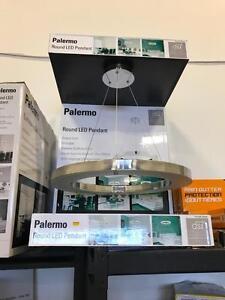 Palermo Round LED Pendant