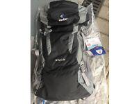 Brand new rucksack