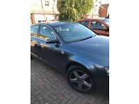 Excellent Audi A6 loaded with specs for sale. Looking for a quick sale.