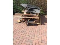 Free firewood (collections only)