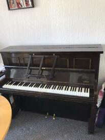 Free Bannerman piano