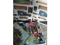 3 new folders of Trucks Maxi cards