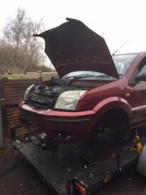 Ford Fusion 1.25 1.4 1.6 Breaking For Spares