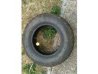 Conway remold tyre 13 inch car , trailer , caravan