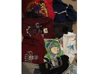 Boys clothes age 1.5-3years. Ralph Lauren, Disney,marvel.lots of Tops, and hoodie