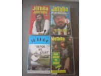 JETHRO VHS Video tapes