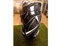 2016 MD Golf Deluxe Cart Bag