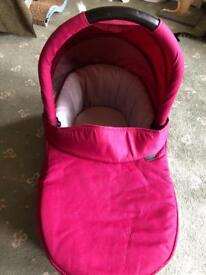 Carry cot for mamas and papas Urbo/Sola