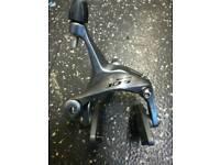 105 caliper brakes/silver