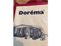 Dorema Size 10 Awning Excellent Condendion
