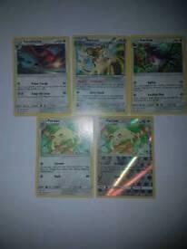 Basic Type Pokemon Cards