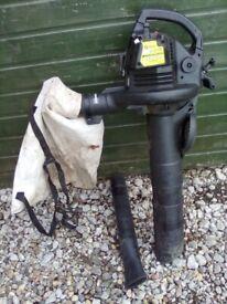 Leaf blower,garden vack.