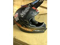 No fear MX and MTB helmet. Not fox, arai, shoei, Troy Lee designs