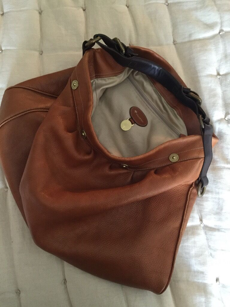 ... order mulberry mitzy hobo bag caramel authentic serial number 586035  leather lining in good condition 0ab0b a39ed3bef0d7f