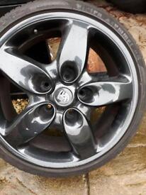 BBS Porsche Cayenne 18'' Wheels