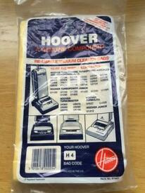 Brand new unopened hoover bags. Fits the hoovers as shown. £1. Torquay or can post