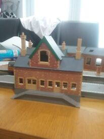 2 hornby railway stations