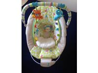 BABY VIBRATING,MUSICAL BED