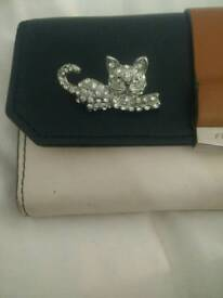Past Times cat brooch
