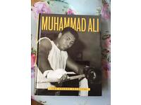 Boxing Books Collectors Editions lots of text and pictures (can pos)