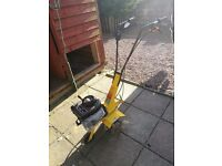 Briggs and Stratton rotovator excellent condition Briggs and Stratton rotovator excellent condition